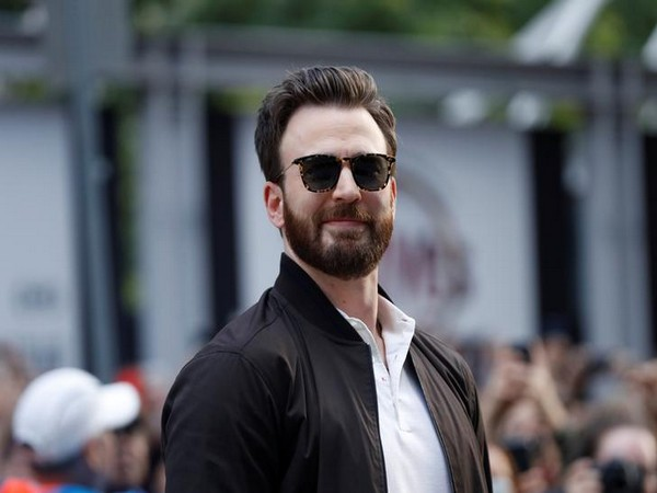 Hollywood actor Chris Evans