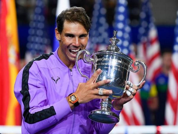 Spanish tennis player Rafael Nadal (File Photo)