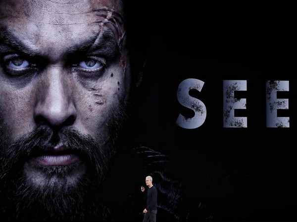 CEO Tim Cook presents Apple TV Plus trailer for 'See'