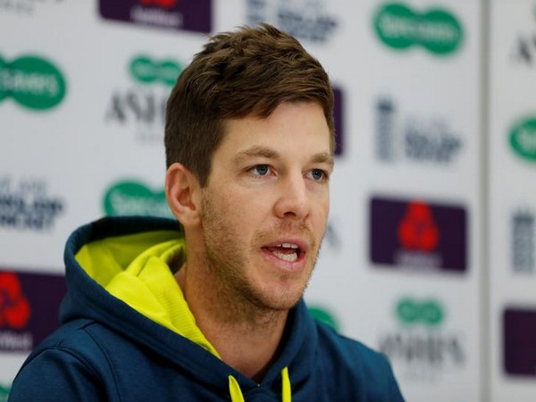 Australia Test skipper Tim Paine