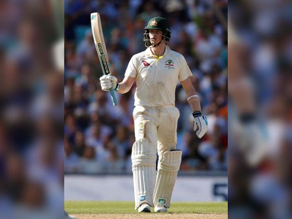 Australia batsman Steve Smith