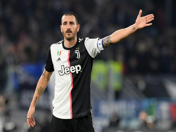 Juventus' Leonardo Bonucci