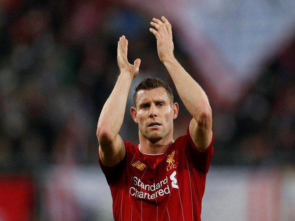 Liverpool's James Milner (file photo)