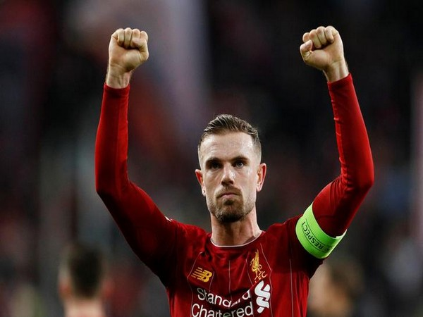 Liverpool's Jordan Henderson (File photo)