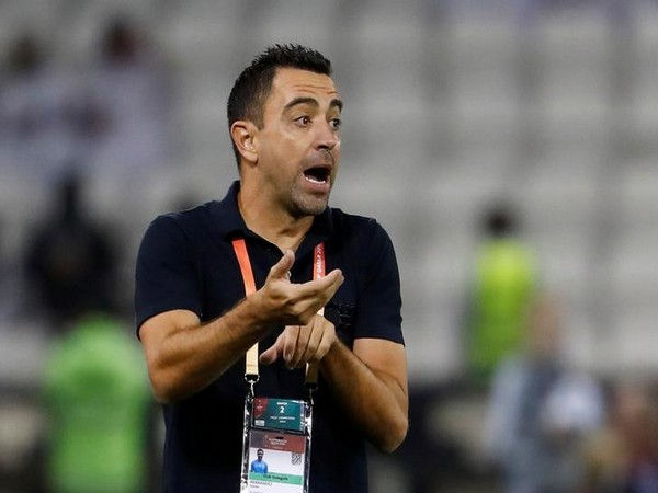 Al Sadd coach Xavi