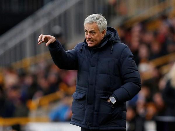 Tottenham Hotspur manager Jose Mourinho (file image)