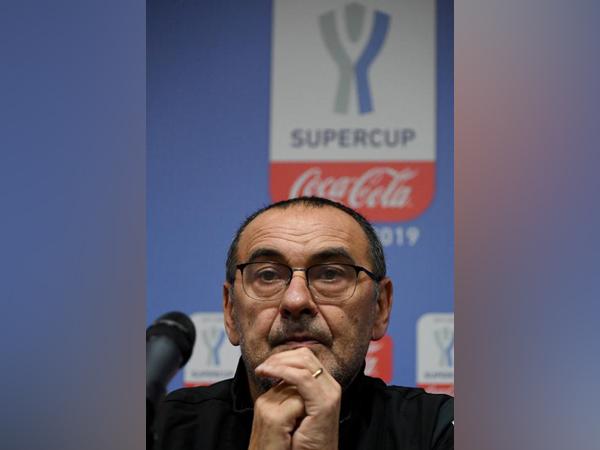 Juventus manager Maurizio Sarri