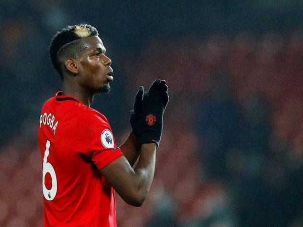 Manchester United's Paul Pogba (File photo)