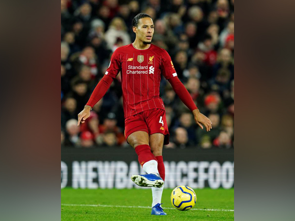 Liverpool's Virgil van Dijk (File photo)