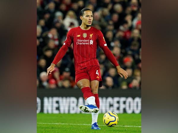 Liverpool defender Virgil van Dijk (file image)