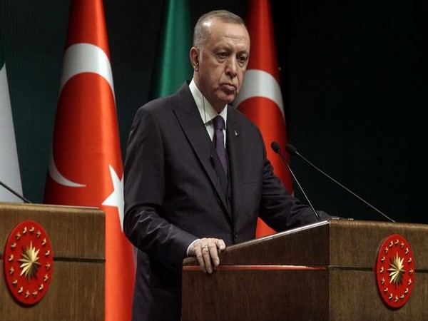Turkish President Recep Tayyip Erdogan (File pic)