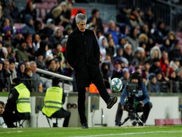 Gave away many aimless passes: Setien analyses Barcelona's defeat