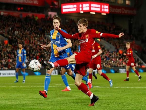 Liverpool's Leighton Clarkson