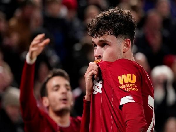 Liverpool's Neco Williams