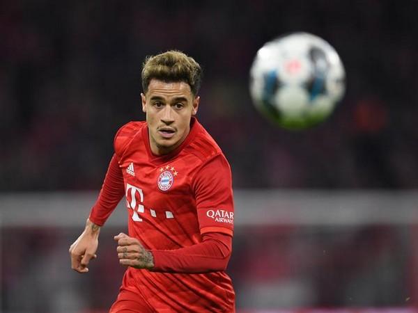 Bayern Munich's Philippe Coutinho (File photo)