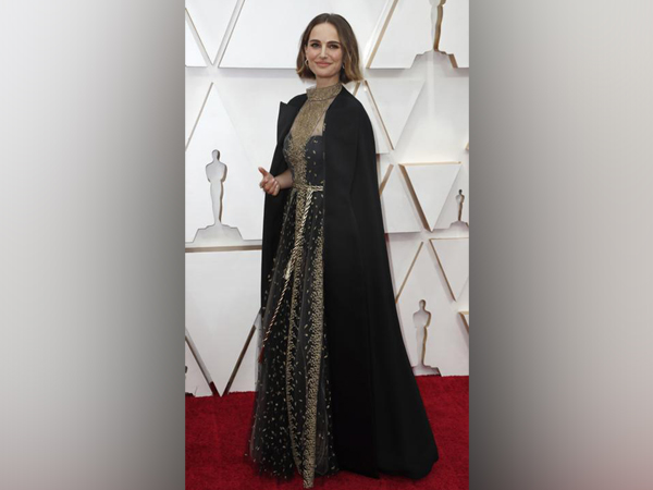 Natalie Portman at the 92nd Academy Awards