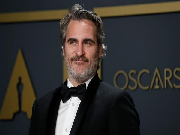 Joaquin Phoenix at the 92nd Academy Awards in Hollywood, Los Angeles