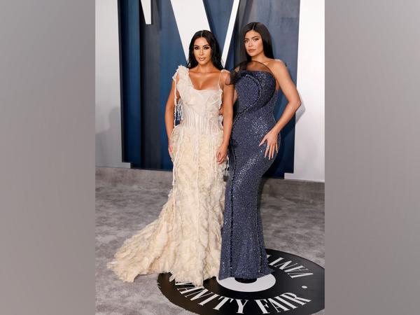 Kim Kardashian and Kylie Jenner.