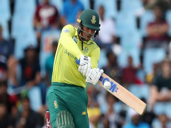South Africa limited-overs skipper Quinton de Kock