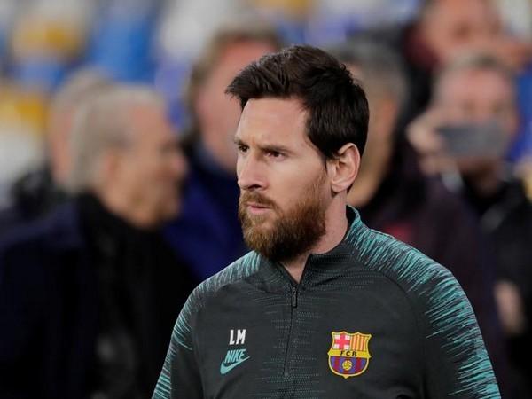 Barcelona's Lionel Messi (File photo)