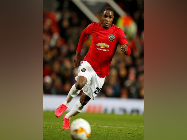 Manchester United's Odion Ighalo