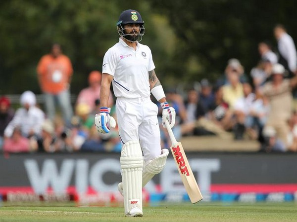 Indian skipper Virat Kohli (file image)