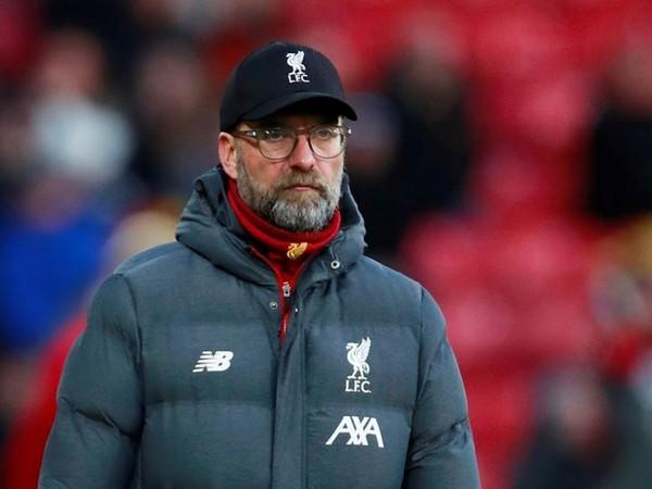 Liverpool boss Jurgen Klopp (file image)