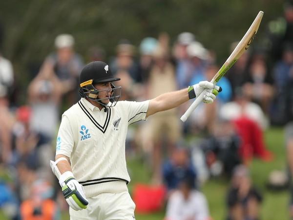 New Zealand batsman Tom Latham (file photo)