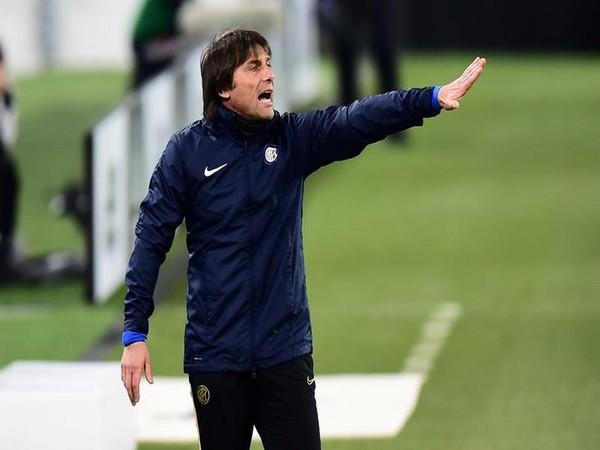 Inter Milan manager Antonio Conte (file image)