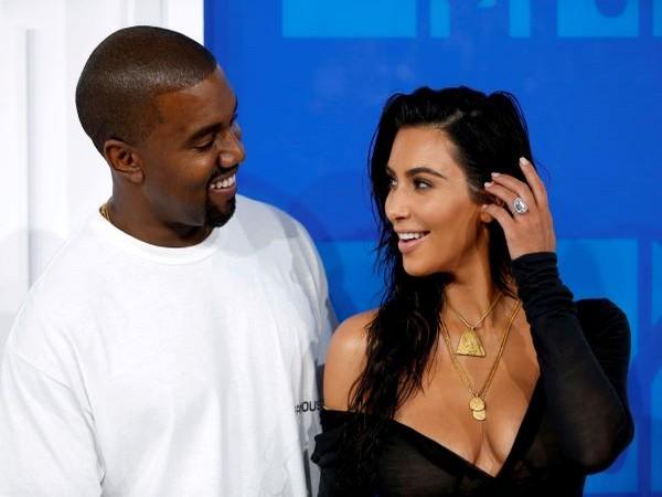 Kanye West, Kim Krardashian