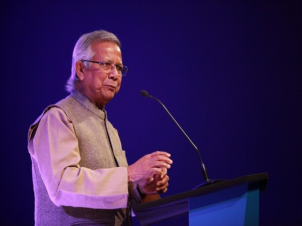 Nobel Peace Prize awardee Muhammad Yunus