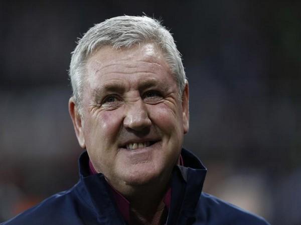 Newcastle United's manager Steve Bruce