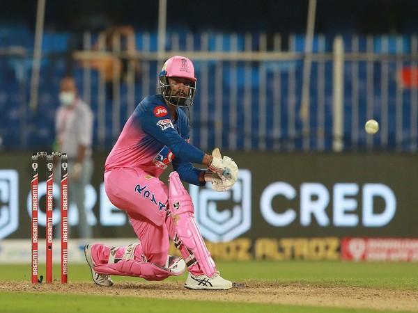 Rajasthan Royals all-rounder Rahul Tewatia (Photo/IPL Twitter)