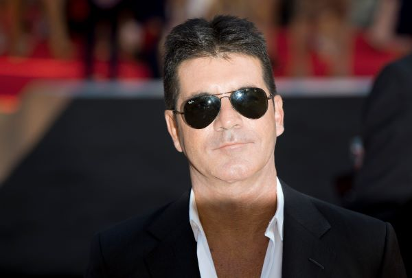 Simon Cowell (Image courtesy: Instagram)