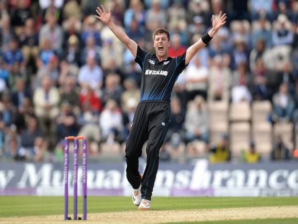 New Zealand fast bowler Matt Henry
