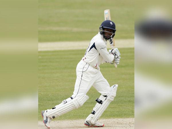 Opening batsman Daniel Bell-Drummond