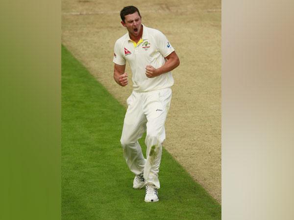 Australia pacer Josh Hazelwood