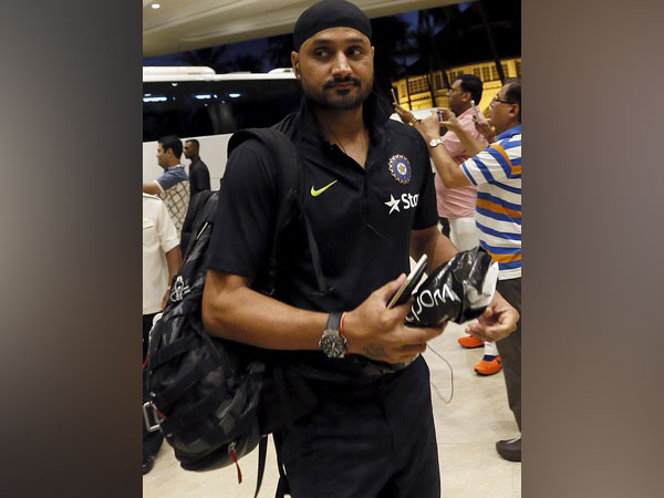 India spinner Harbhajan Singh