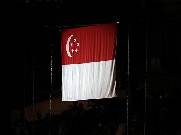 Singaporean flag (Credit: Reuters Pictures)