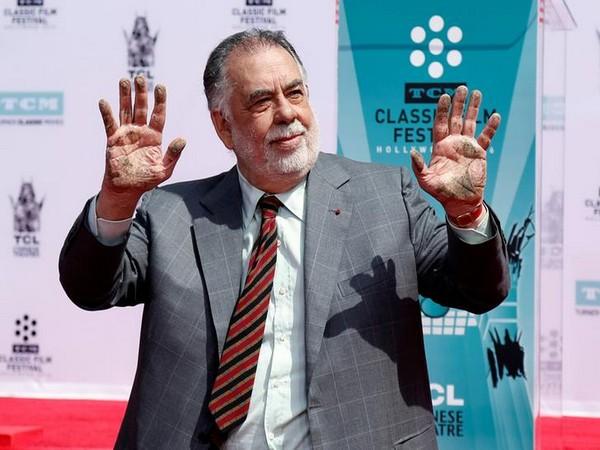 Filmmaker Francis Ford Coppola