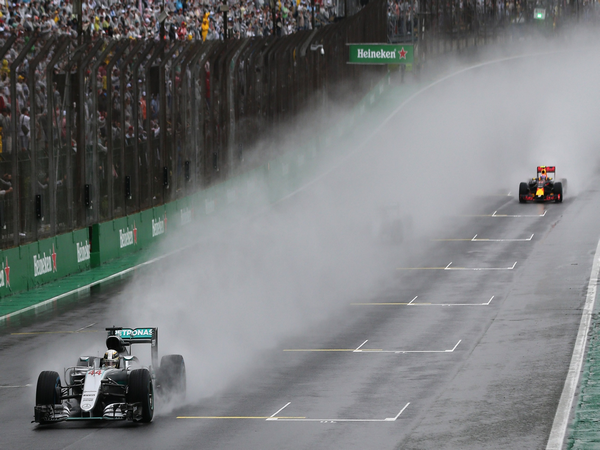 Interlagos Circuit, Sao Paulo