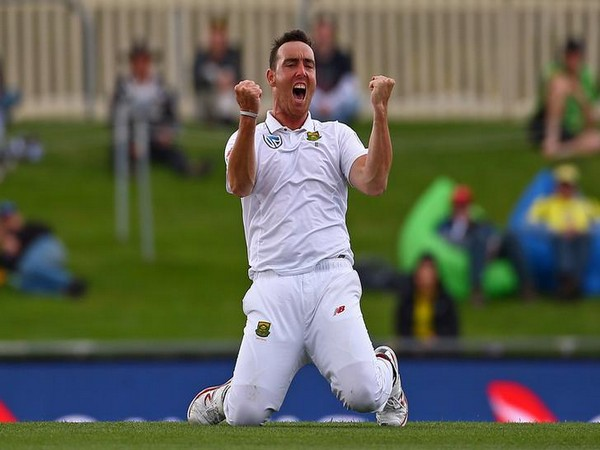 South Africa pacer Kyle Abbott