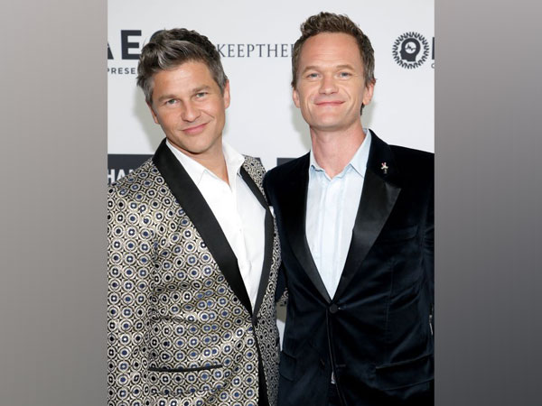 David Burtka (L) and Neil Patrick Harris (R)