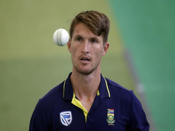 South Africa all-rounder Dwaine Pretorius