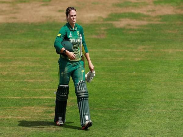 South Africa all-rounder Dane van Niekerk