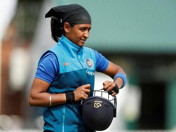 India women's skipper Harmanpreet Kaur (File image)