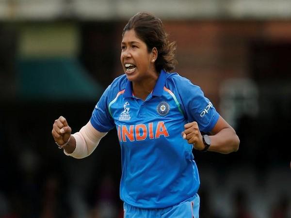 India fast bowler Jhulan Goswami