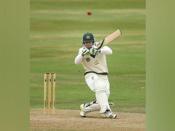 Former Australian player Phillip Hughes