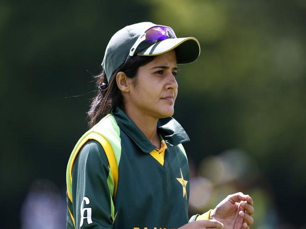 Pakistan batter Javeria Khan