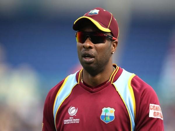 West Indies player Kieron Pollard